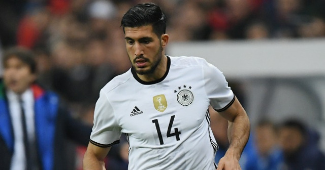 Emre Can overcomes injury scare to book semi-final spot with Germany