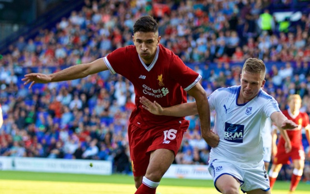 (Video) Marko Grujic's 25-yarder for Liverpool v Tranmere