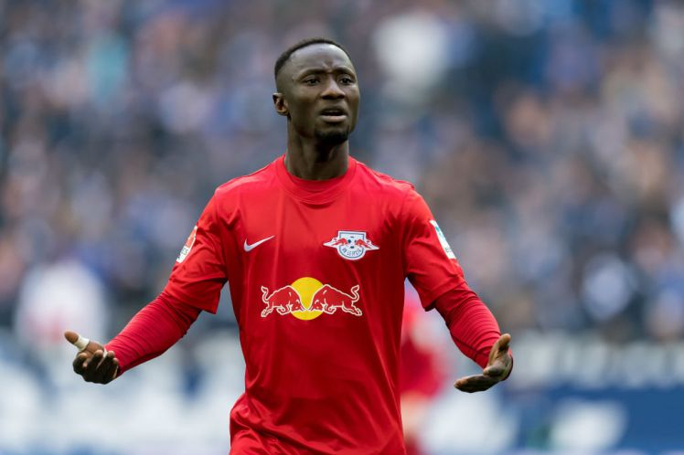 Naby Keita on Sadio Mane, Xabi Alonso & LFC ambitions