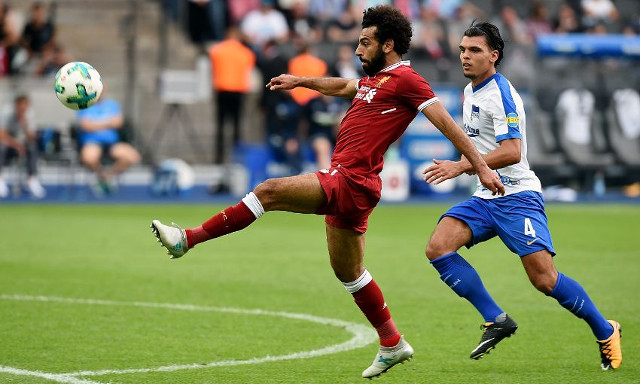 (Video) The best moments from Liverpool's three new signings vs Hertha Berlin