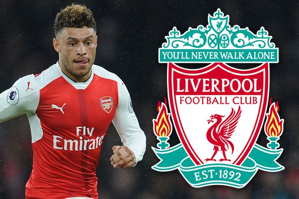 Oxlade-Chamberlain reveals moment he knew he had to leave Arsenal