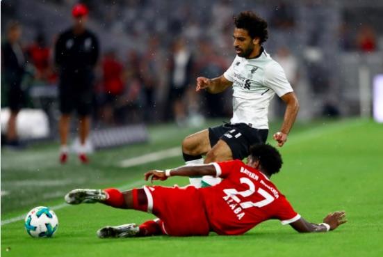 (Video) Sublime Mane skill sees Salah bag 4th of summer v Bayern