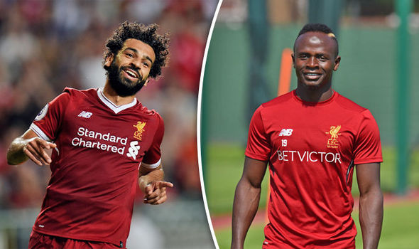 Revealed: Liverpool's fastest player (Salah v Mane)