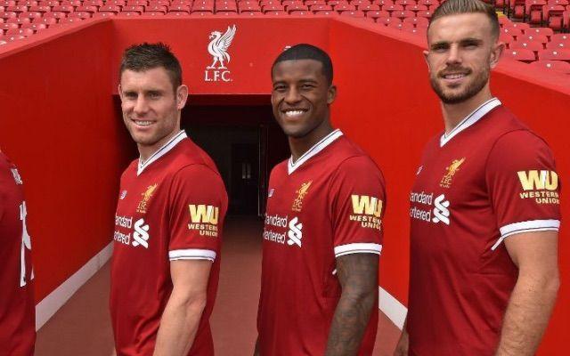 LFC sign mammoth £25m sponsorship deal which uglies brilliant kit… 7c798cb5c