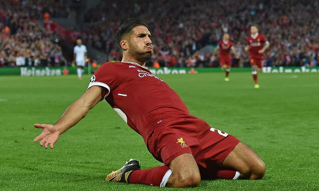 Klopp tells departing Emre Can what he expects until end of season