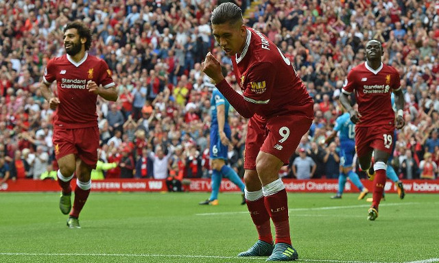 (Video) A bizarre Bobby Firmino celebration goes viral… again