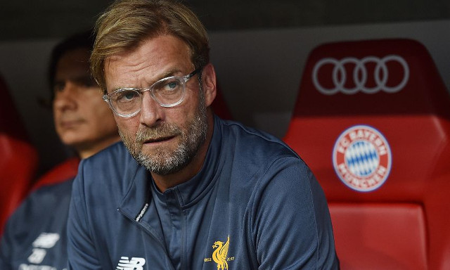 """You like watching us suffering"" – Klopp hits out at stacked LFC schedule"