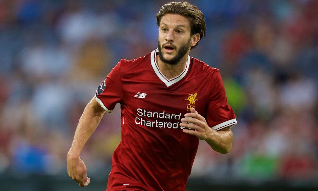 Lallana: what Klopp always says when he's angry with us