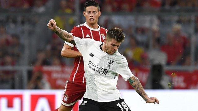 Liverpool's Champions League squad provides massive transfer hint