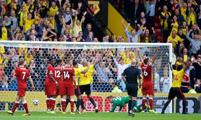 Watford ace slams LFC defending & explains why we're so easy to score against