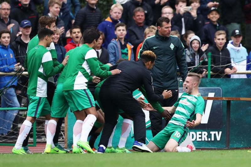 Liverpool want 18 goal/21 assist German wonderkid