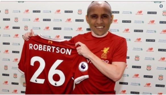 Robertson Carlos