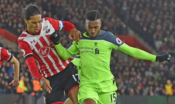 Van Dijk continues his Liverpool love-in with latest comments