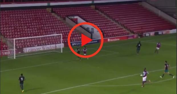 (Video) Van Dijk's embarrasses himself in 4-0 U23 thrashing…