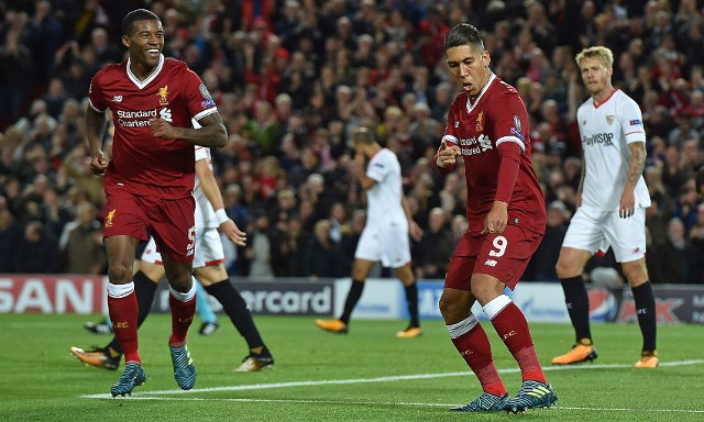 History tells us Liverpool shouldn't be worried by the 2-2 draw with Sevilla