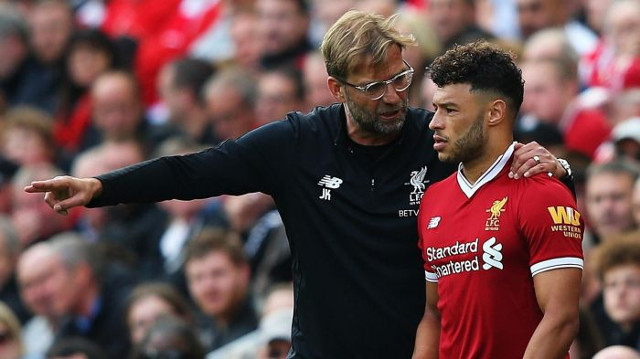 Klopp's funny metaphor about Ox indicates summer transfer plans