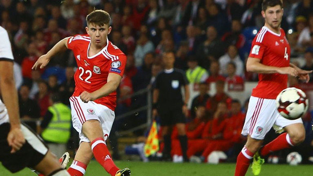 A Wales player has given Ben Woodburn his biggest ever compliment