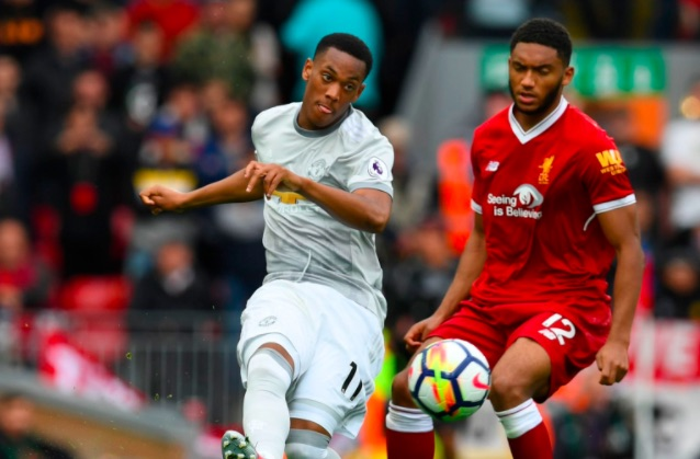 Joe Gomez's jaw-dropping stats v Manchester United