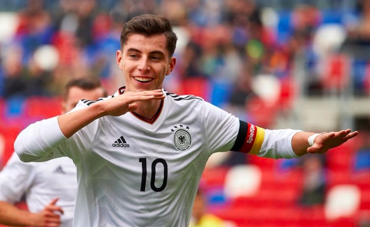 LFC named as Kai Havertz hunters; 17 goal Bundesliga midfield maestro 'A bit Beckenbauer, a little Ballack'