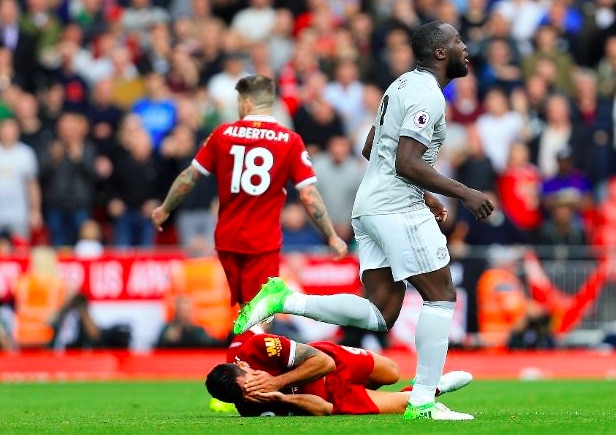Lovren: Lukaku kicked my face on purpose (here's how I know…)