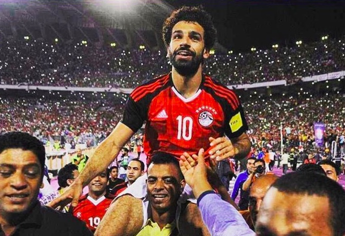 What happened at Mo Salah's old school following Egypt's World Cup qualification