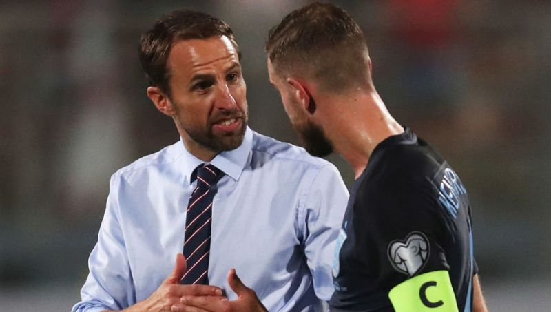 Southgate shuts up Twitter morons with big Henderson statement