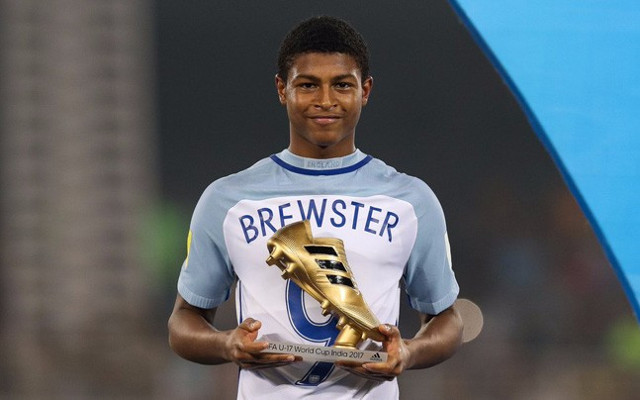 Vital detail revealed in Liverpool's fight to keep Rhian Brewster