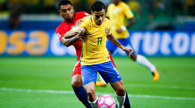 Brazil explain how they'll use Coutinho in upcoming friendlies