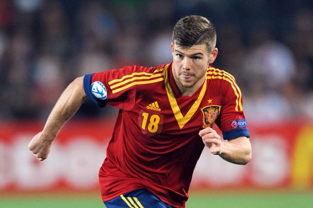 Spain boss: Why I had to pick Alberto Moreno over Chelsea man