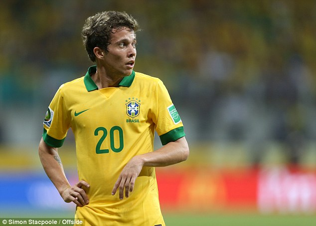 LFC want 5ft.4′ Brazilian World Cup 2014 flop on Bosman