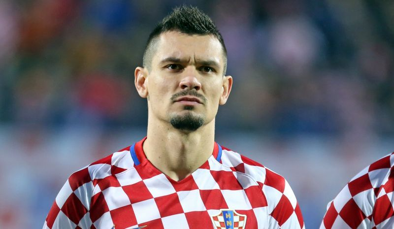 What happened when Dejan Lovren played for Croatia last night…
