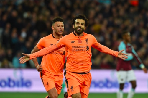 'Give him the Ballon d'Or now' Mo Salah breaks LFC Twitter