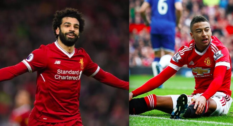 'Pass me the bleach…' Man United fan distraught at Salah/Lingard comparison