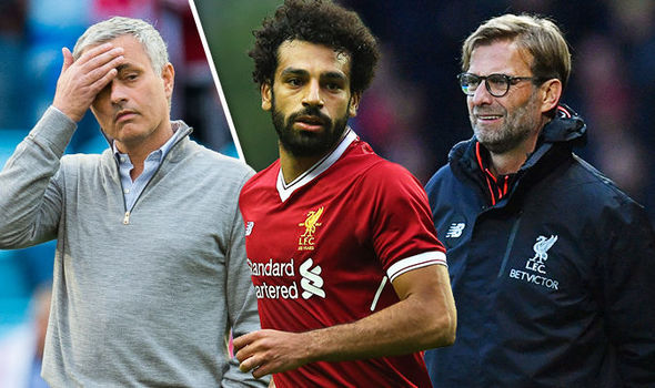 Past-it Mourinho tries to claim glory for Mo Salah's development