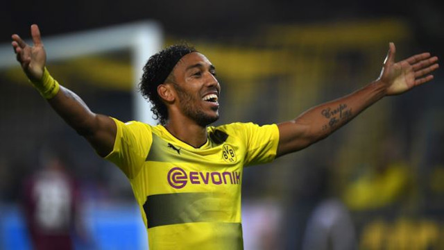 Klopp not going for Aubameyang… because it's a little boring…