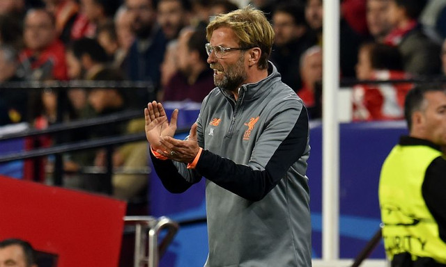 Klopp: what must happen at Liverpool after Sevilla horror-show
