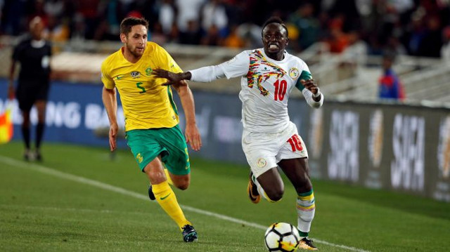 Sadio Mane, South Africa