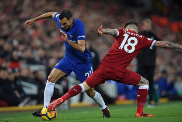 Klopp: the four-word summary of Moreno's Chelsea display