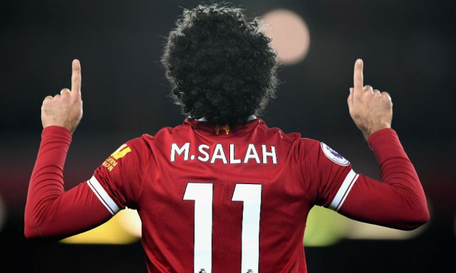 Salah's brilliant season continues, Liverpool star lands another award