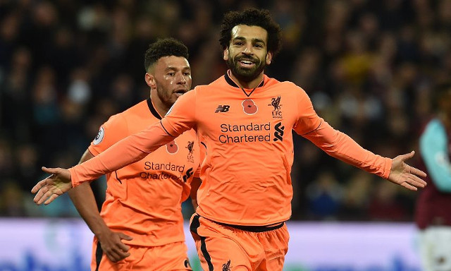 Salah reveals gloriously simple key to his scoring form