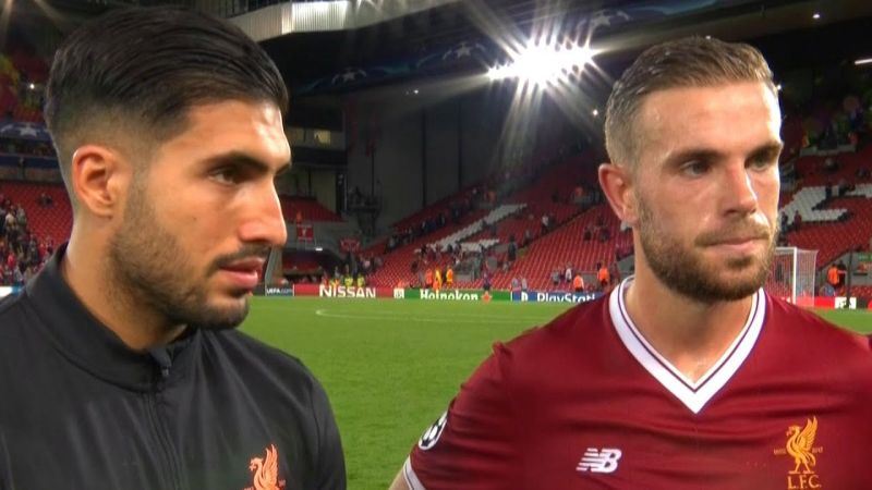 LFC fans all said the same thing about Henderson & Emre Can last night