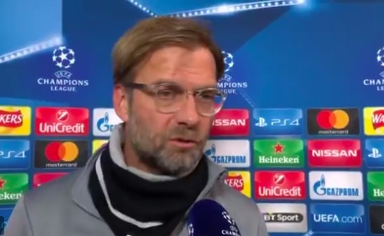 Klopp's Porto v Liverpool preview: 'This is a tough, tough opponent'
