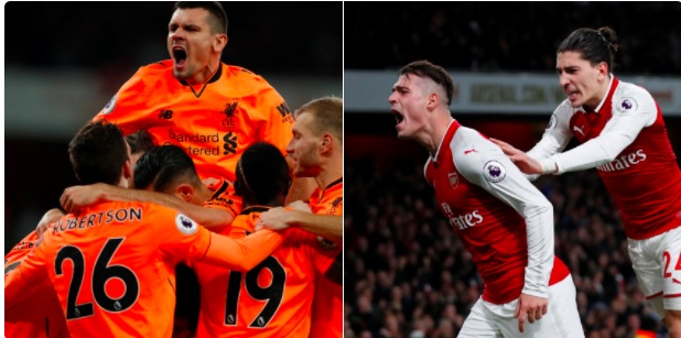 The best reaction from the craziest match of the year: Arsenal 3-3 Liverpool
