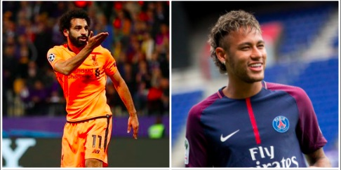 Neymar's strange Mo Salah comments prove LFC star is now genuinely elite