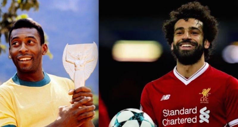 What Pele has said about Mo Salah…