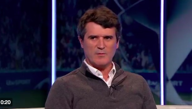 Roy Keane has a go at Jordan Henderson for 'screaming' but he's again missed the point