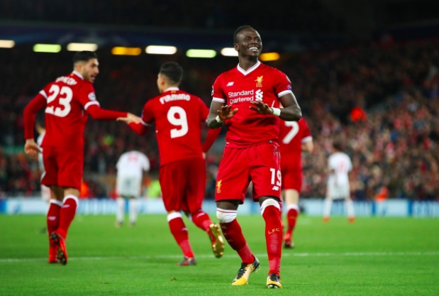 Watch Sadio Mane score jaw-dropping volley that breaks the internet