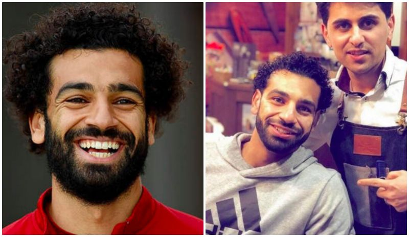 Mo Salah's new haircut for Arsenal game has caused quite a stir…