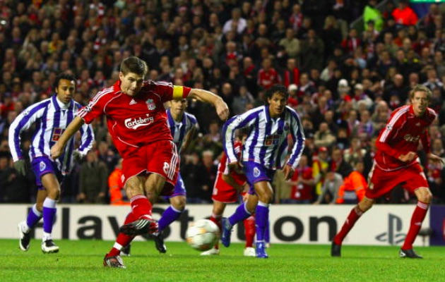 What happened the last time LFC played Porto…