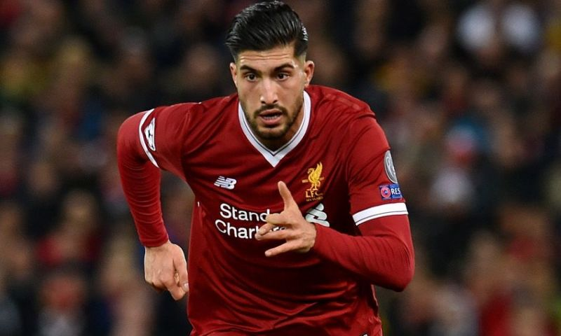 Emre Can makes promise over Anfield future